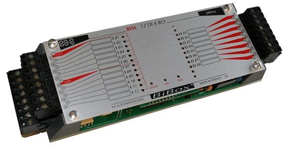 Modules BIM E/S TOR et ANA