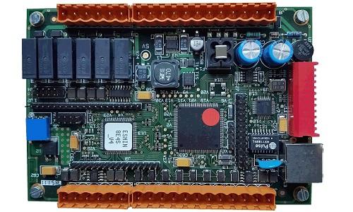 Carte électronique petit automate avec E/S