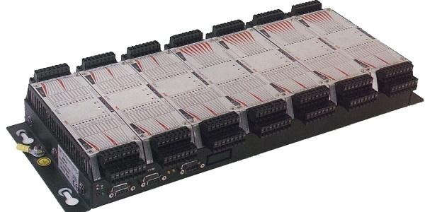Fond de panier 7 slots pour modules E/S et axes BIM