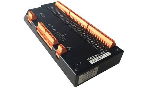 Modules E/S déportées modulaire