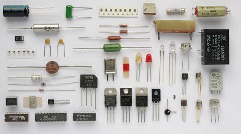 Rubrique composants électroniques