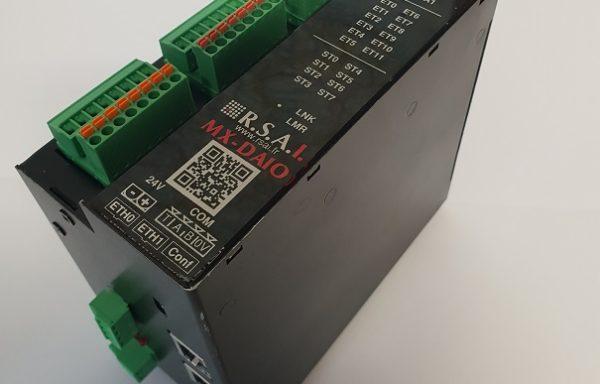 Module E/S MX-DAIO