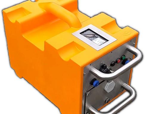 Pompe de prélèvement d'air diagnostic amiante, fibres et plomb